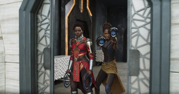 Brilliant ladies steal the show from 'Black Panther'