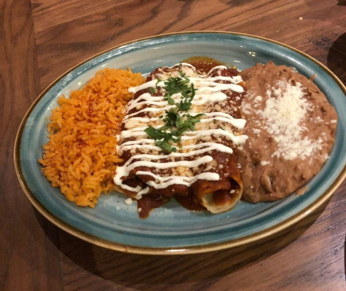Short-rib enchiladas rule at Don Chingon