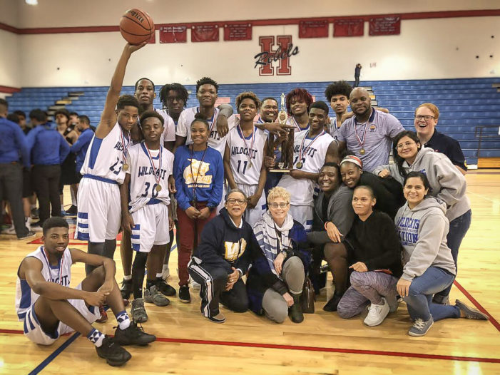 Texas Can — Dallas Ross Ave. wins championship title