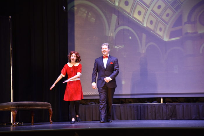 Talented students bring 'Annie' to stage