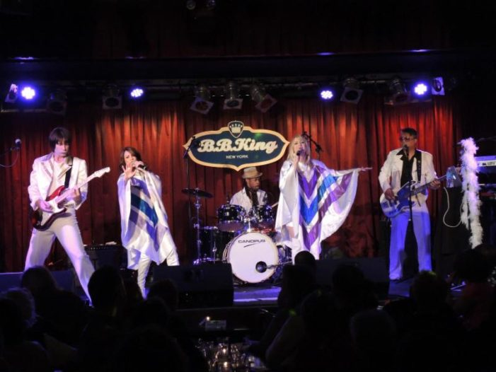 New York city-based ABBA tribute band to offer harmonies at Arboretum