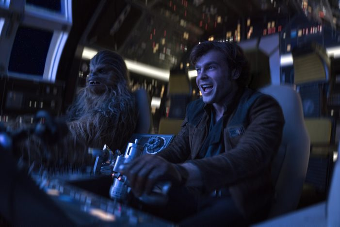 'Solo: A Star Wars Story' belongs to the new droid in town
