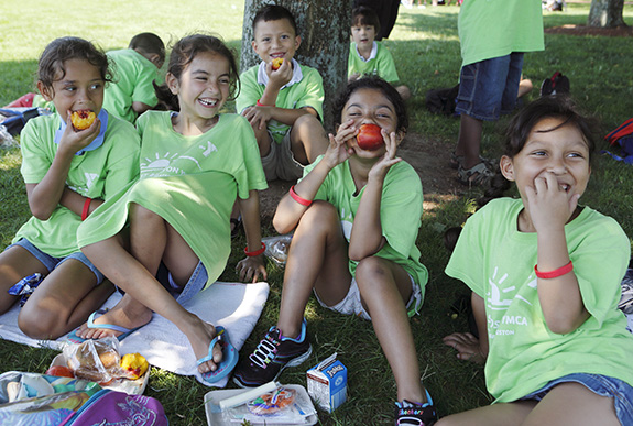 Cityscape begins summer meal program
