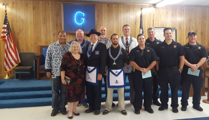 Masons honor Edwards for love of East Dallas