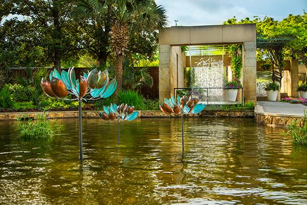Organic wind art on view until Aug. 31