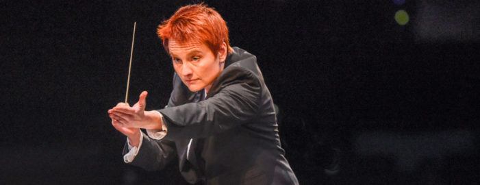 Women conductors ready to wow crowds