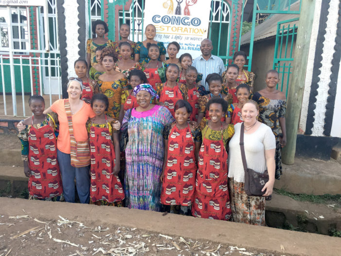 Local women help 'the vision of life' change