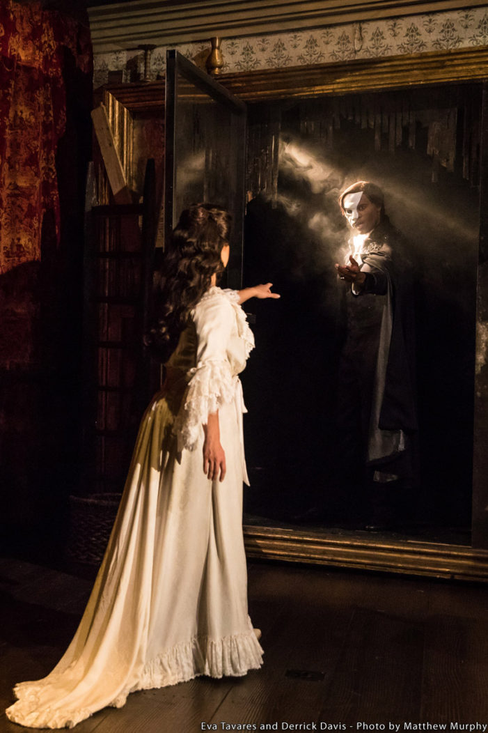 'Phantom of the Opera' returns to DSM's lair