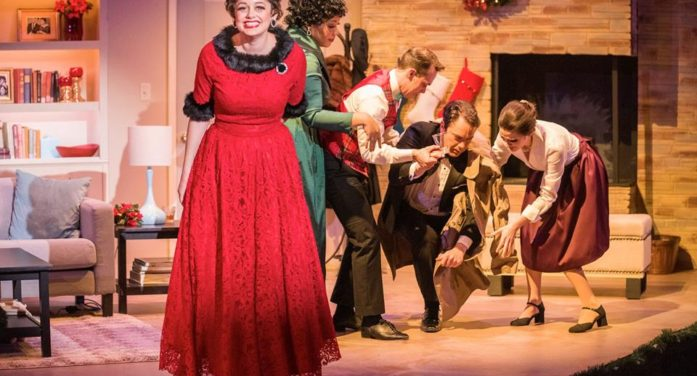 Uptown Players ring in holidays with Judy