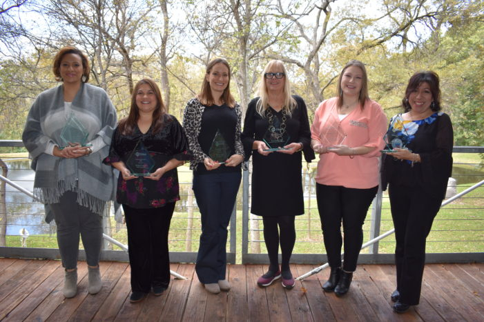 Chamber recognizes outstanding Teachers of the Year