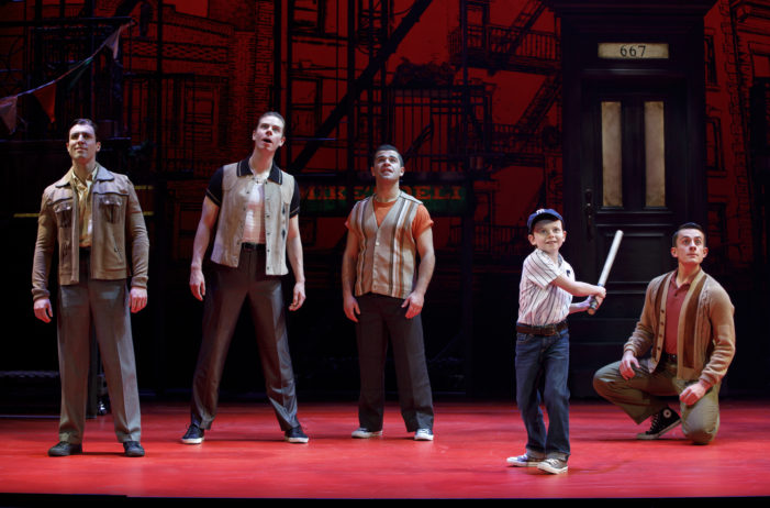 Diverse cast brings 'A Bronx Tale' to life