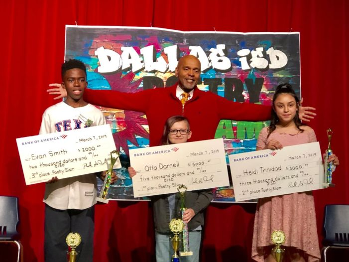 Students use power of poetry to win