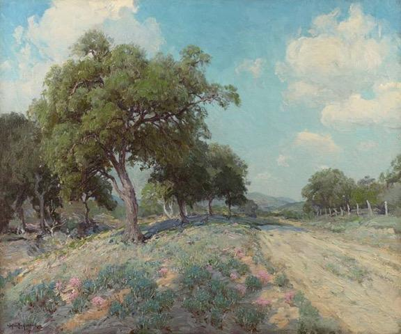 Texas Modernism featured at auction
