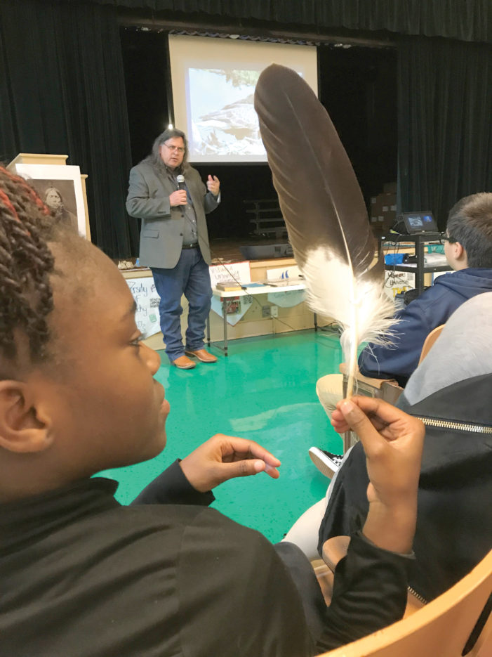 Comanche tribal culture comes to Hill