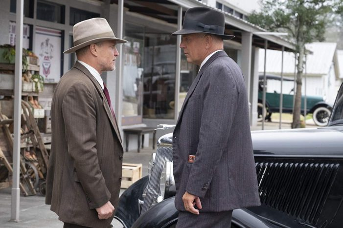 Costner, Harrelson's drive make 'The Highwaymen' move