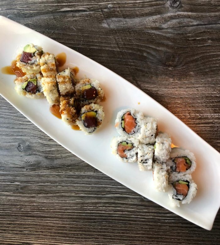 SaSa Sushi surpasses expectations