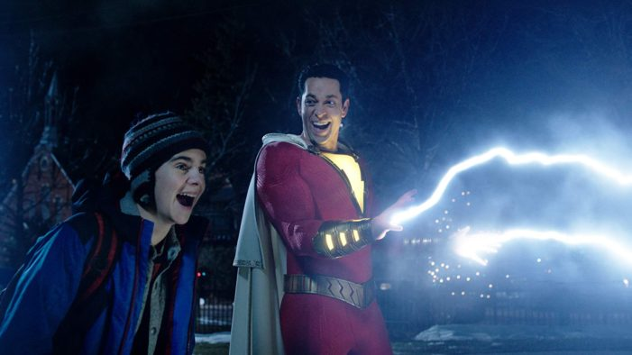 'Shazam!' ready to take DC world to new levels