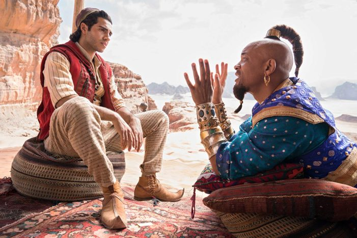 'Aladdin' a pleasant surprise, and not just for Disney fans