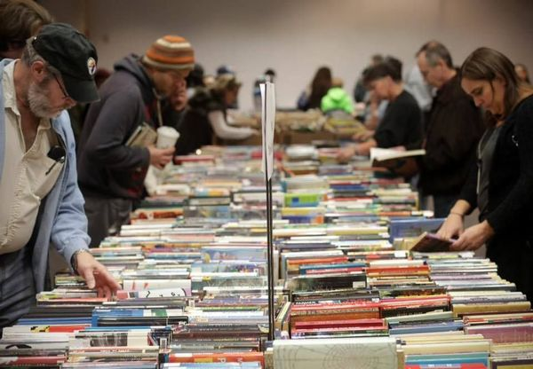 Book sale to benefit summer programs