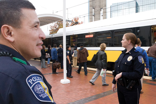 DART's safety, security programs win honors