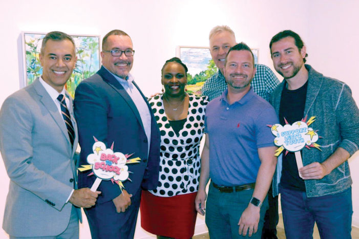 Giving Circle raises funds for LGBTQ youth