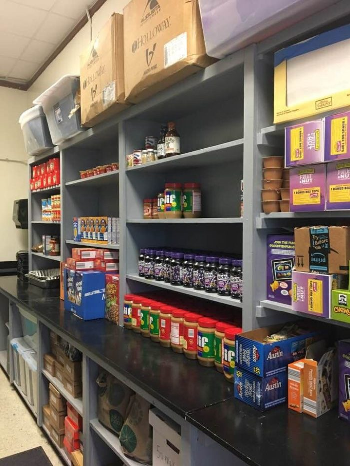 Businesses team up for Peace Pantries
