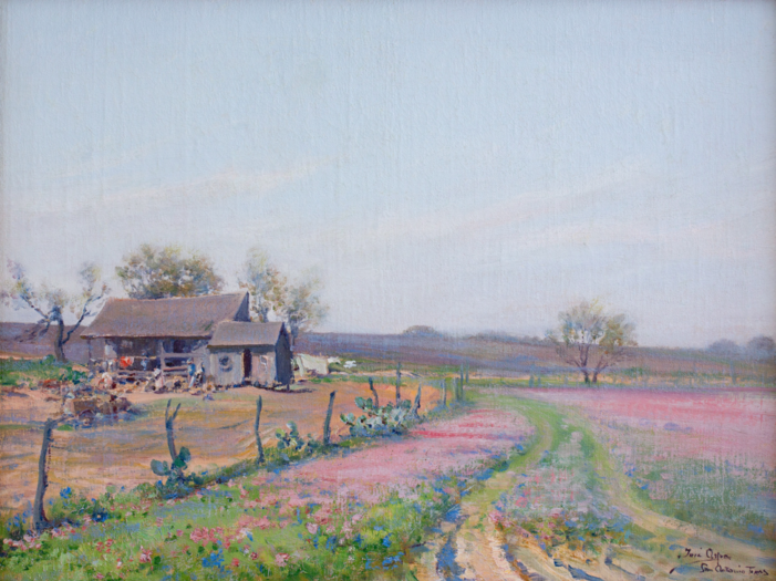 Fine arts auction features Arba painting