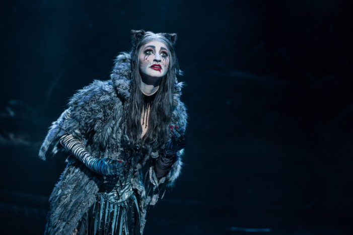 Talented young cast keeps 'CATS' memorable