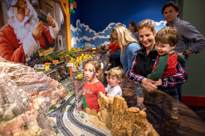 All aboard for 2019 Trains at NorthPark