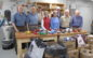 Local woodworkers build 400 toys