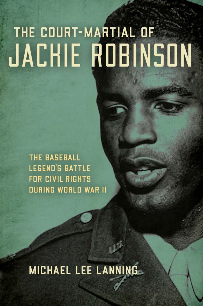 Book examines army career  of baseball legend